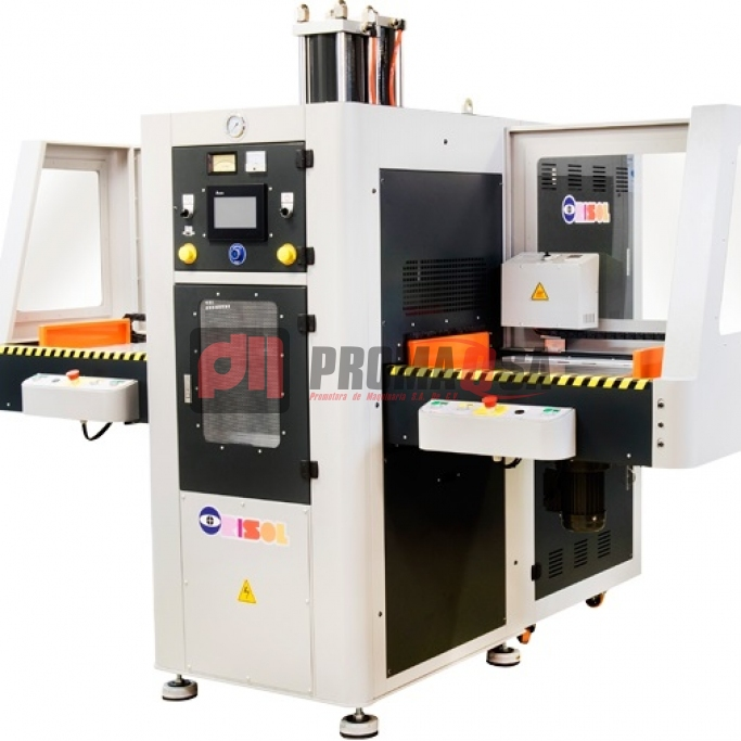 Máquina de alta frecuencia Orisol Mod. HF-15X30-DCB.