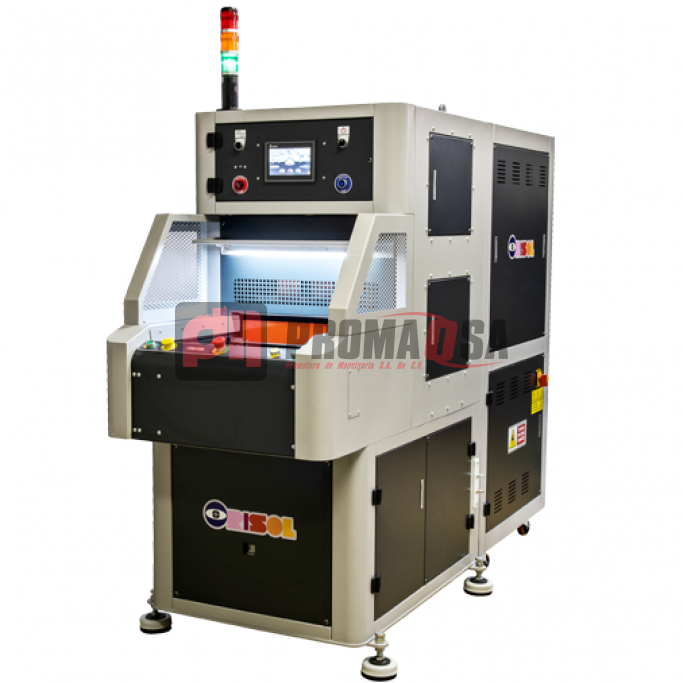 Máquina de alta frecuencia Orisol Mod. HF-ICOMPACT.