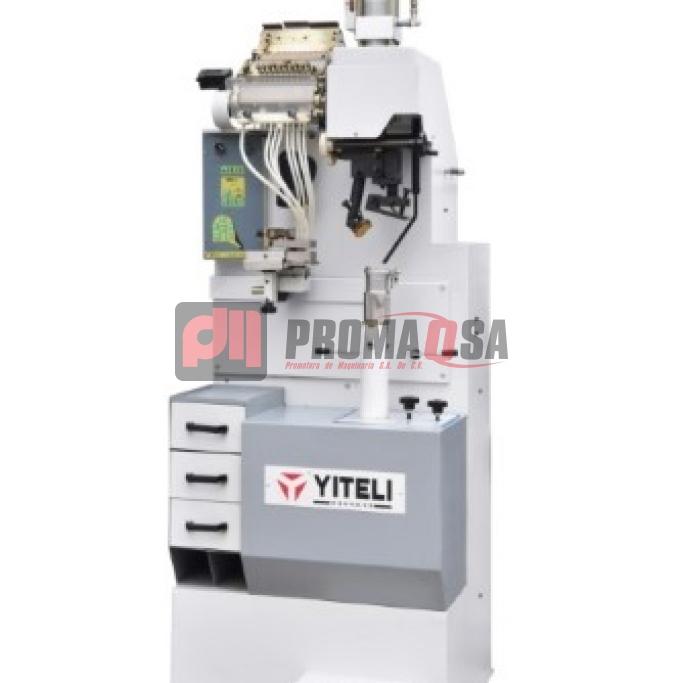 Máquina de clavar tacón secuencial (automática).
