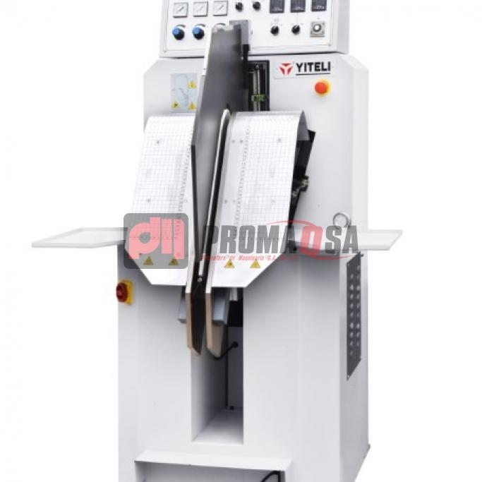Máquina de domar palas hidráulica pala larga, calor.