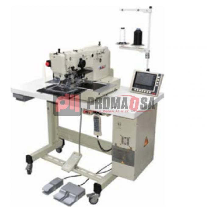 Máquina de costura computarizada Orisol OCS-B1010.