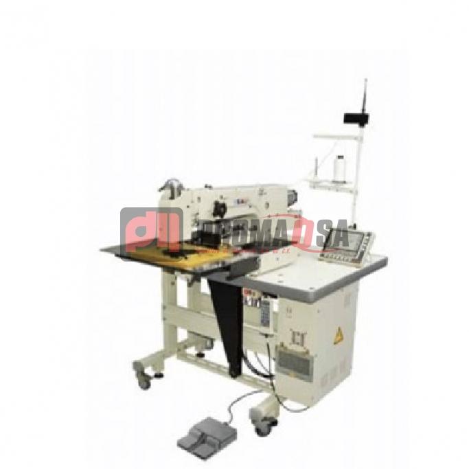 Máquina de costura computarizada Orisol OCS-B3020.