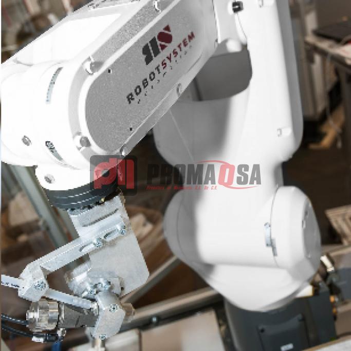 robot para proceso de aplicación de adhesivo