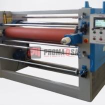Máquina de bondeado de doble prensa con película (laminadora).
