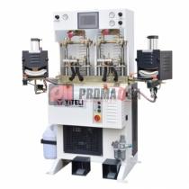 Máquina de conformar punteras automática 4 estaciones 2 frío-2 calor.