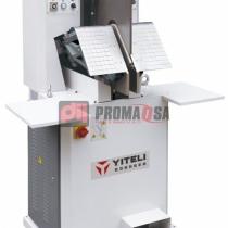 Máquina de domar palas a frío Mod. YZ-165L. -Mod. YZ-165S (pala corta).